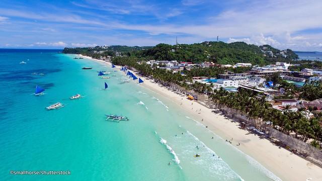 'Thiên đường biển đảo' Boracay có thể đóng cửa từ 26/4 - ảnh 2