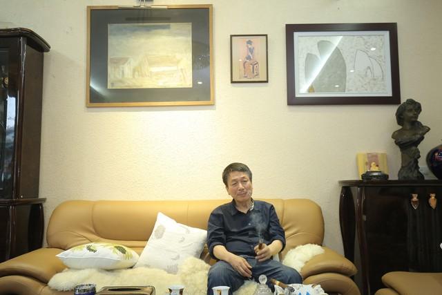Thanh Lam, Trọng Tấn say sưa tập luyện tại nhà riêng NS Phú Quang - Ảnh 6.