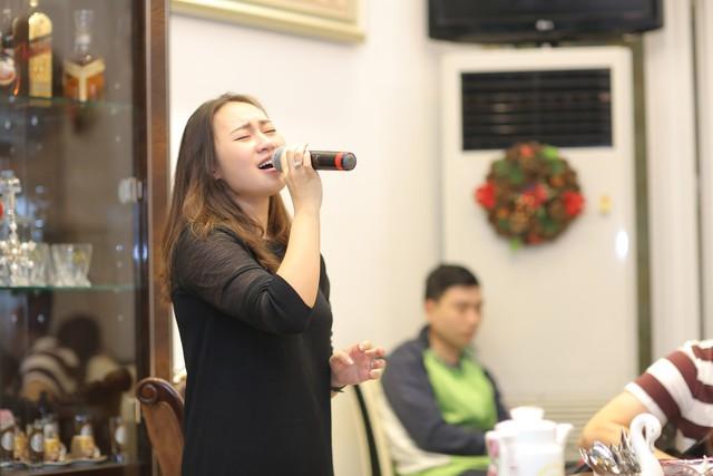 Thanh Lam, Trọng Tấn say sưa tập luyện tại nhà riêng NS Phú Quang - Ảnh 5.