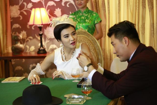 Kim Tuyến xinh hết nấc dù xuất hiện trong loạt ảnh hậu trường - Ảnh 12.