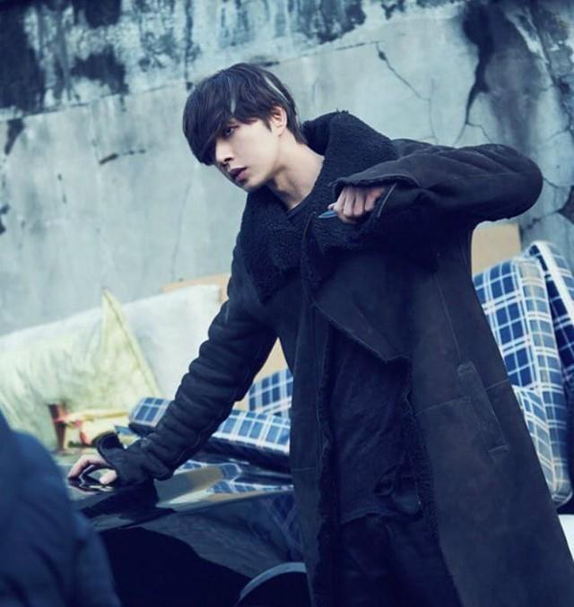 Park Hae Jin biến thành sát nhân trong phim mới - Ảnh 1.