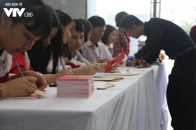 Cán bộ, nhân viên Đài THVN tích cực hưởng ứng Ngày Toàn dân hiến máu tình nguyện - Ảnh 19.
