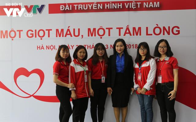 Cán bộ, nhân viên Đài THVN tích cực hưởng ứng Ngày Toàn dân hiến máu tình nguyện - Ảnh 20.