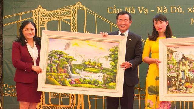 Xây dựng cây cầu dân sinh 1,5 tỷ đồng cho người dân vùng cao tỉnh Cao Bằng - Ảnh 8.