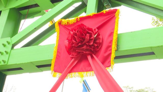 Xây dựng cây cầu dân sinh 1,5 tỷ đồng cho người dân vùng cao tỉnh Cao Bằng - Ảnh 10.