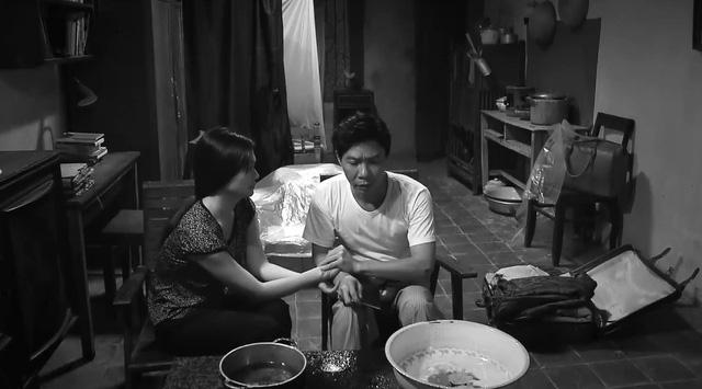 Tình khúc Bạch Dương - Tập 9: Sau khi trao nhau phút giây nồng say, Hùng - Quyên bàn chuyện đám cưới - Ảnh 2.