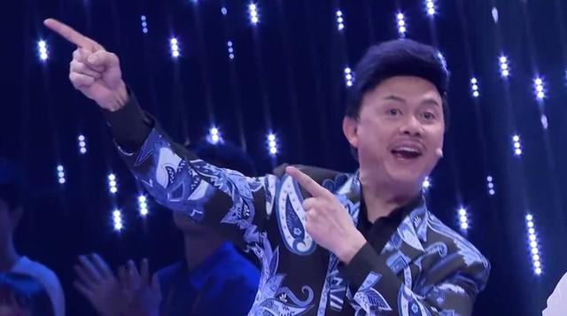 Hari Won, Hoài Lâm, Chí Tài siêu lầy lội trong tập 4 Ca sĩ tranh tài - Ảnh 3.