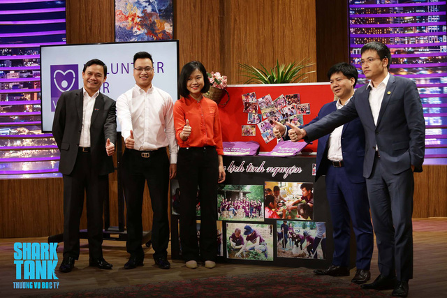 Chùm ảnh 22 màn bắt tay thành công ở Shark Tank Việt Nam mùa 1 - Ảnh 13.
