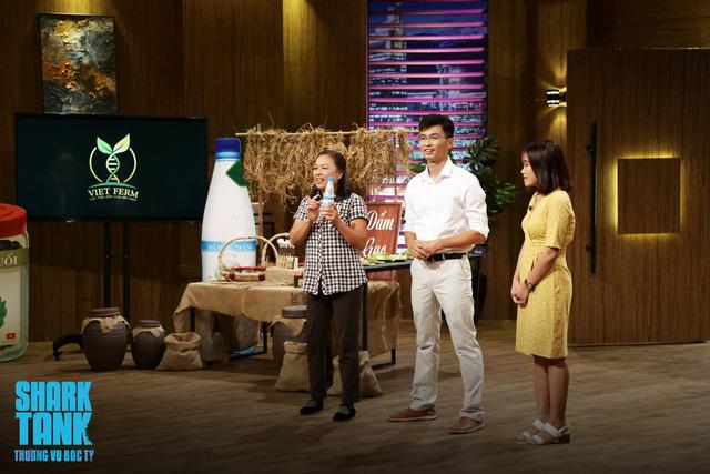Chùm ảnh 22 màn bắt tay thành công ở Shark Tank Việt Nam mùa 1 - Ảnh 2.
