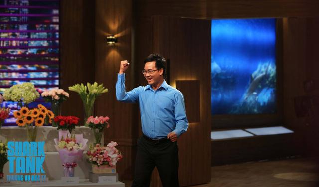 Chùm ảnh 22 màn bắt tay thành công ở Shark Tank Việt Nam mùa 1 - Ảnh 3.