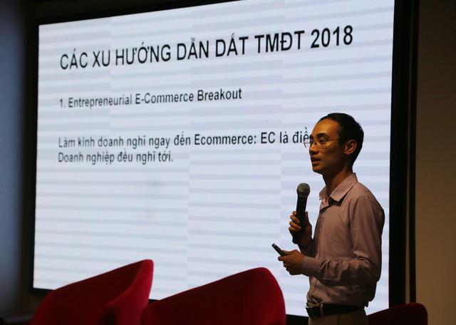 Diễn đàn Toàn cảnh Thương mại điện tử Việt Nam: Định hình xu hướng kinh doanh trực tuyến - Ảnh 1.