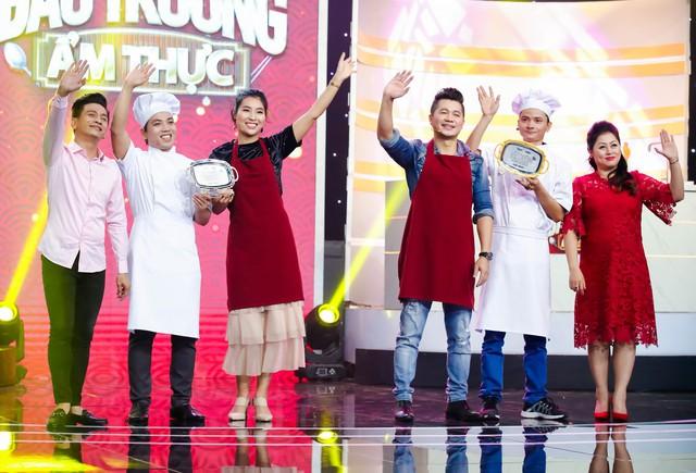 Lâm Vũ thắng áp đảo Phạm Yến tại Đấu trường ẩm thực - Ảnh 5.
