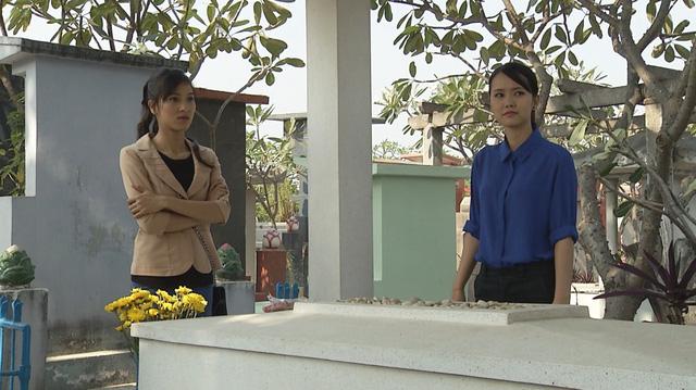 Đánh tráo số phận - Tập 13: Đụng độ Thông sát thủ, Hà Linh không màng tới tính mạng - Ảnh 2.