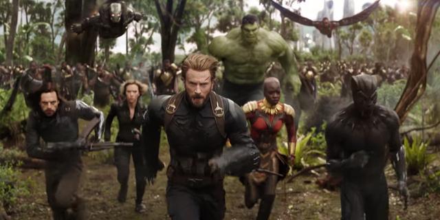 Avengers: Infinity War vượt mốc 1 tỷ USD chỉ sau 11 ngày - Ảnh 1.