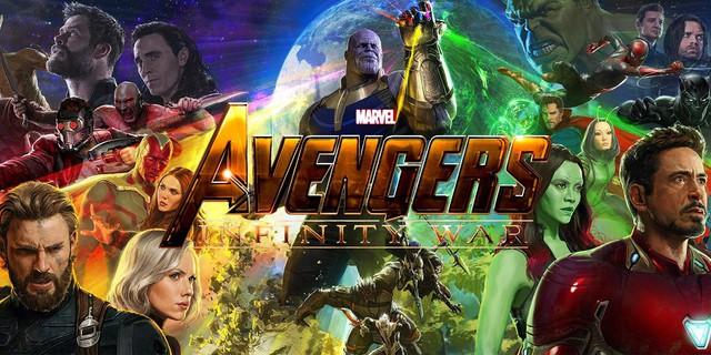 Những người hùng Marvel tiếp tục không có đối thủ - Ảnh 1.