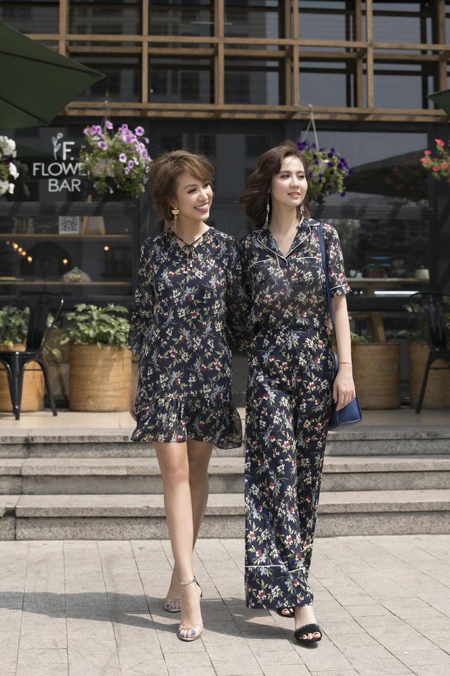 Sao phim Ngược chiều nước mắt xinh đẹp dạo phố cùng MC Thanh Vân Hugo - Ảnh 7.