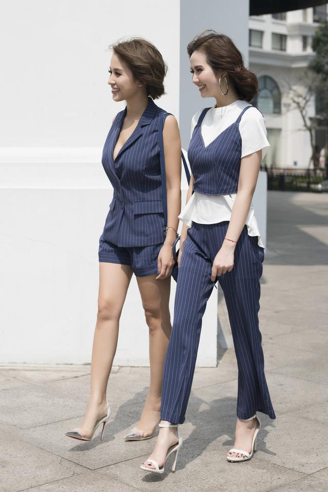 Sao phim Ngược chiều nước mắt xinh đẹp dạo phố cùng MC Thanh Vân Hugo - Ảnh 10.