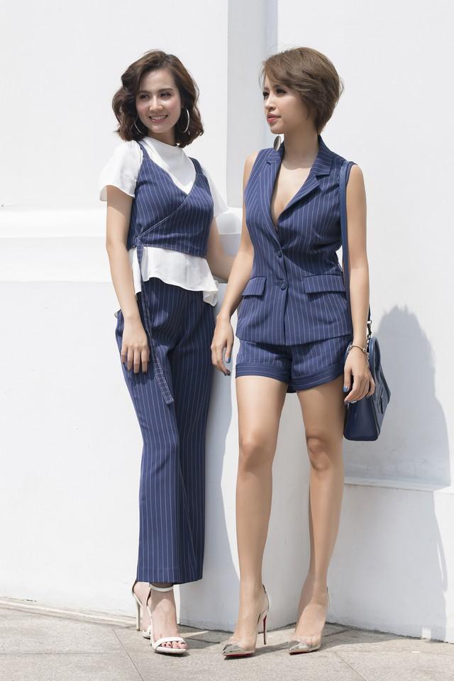 Sao phim Ngược chiều nước mắt xinh đẹp dạo phố cùng MC Thanh Vân Hugo - Ảnh 11.
