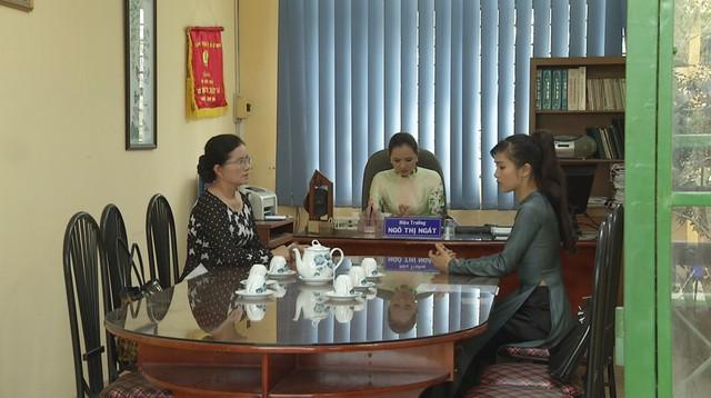 Đánh tráo số phận - Tập 14: Hà Linh tiếp tục bị học trò trêu ghẹo - Ảnh 2.