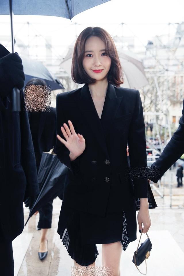 YoonA chứng minh đẳng cấp nhan sắc tại Paris - Ảnh 7.
