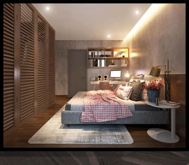 Trung Quân Idol khoe căn hộ mới mua ở TP.HCM đẹp như mơ - Ảnh 6.