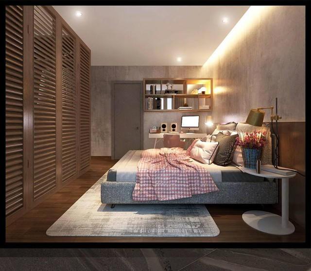 Trung Quân Idol khoe căn hộ mới mua ở TP.HCM đẹp như mơ - Ảnh 8.