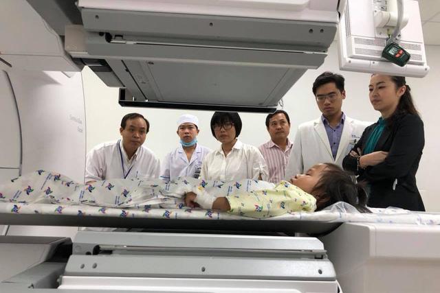 TP.HCM: Triển khai kỹ thuật xạ hình trong điều trị các bệnh lý chuyên sâu nhi khoa - Ảnh 1.