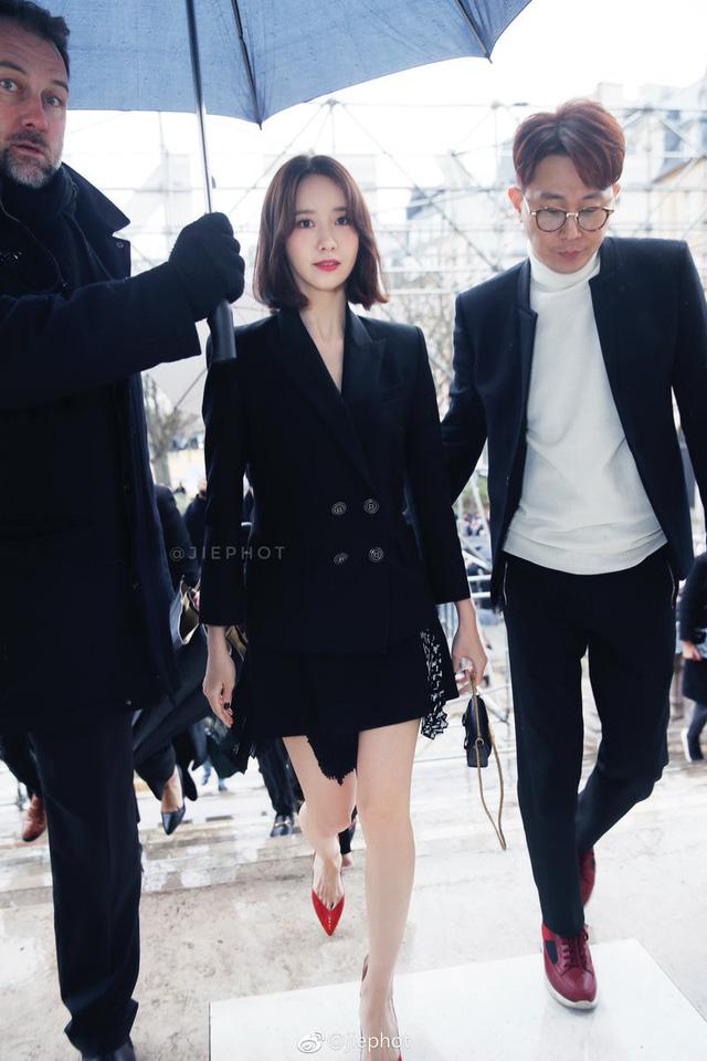 YoonA chứng minh đẳng cấp nhan sắc tại Paris - Ảnh 5.