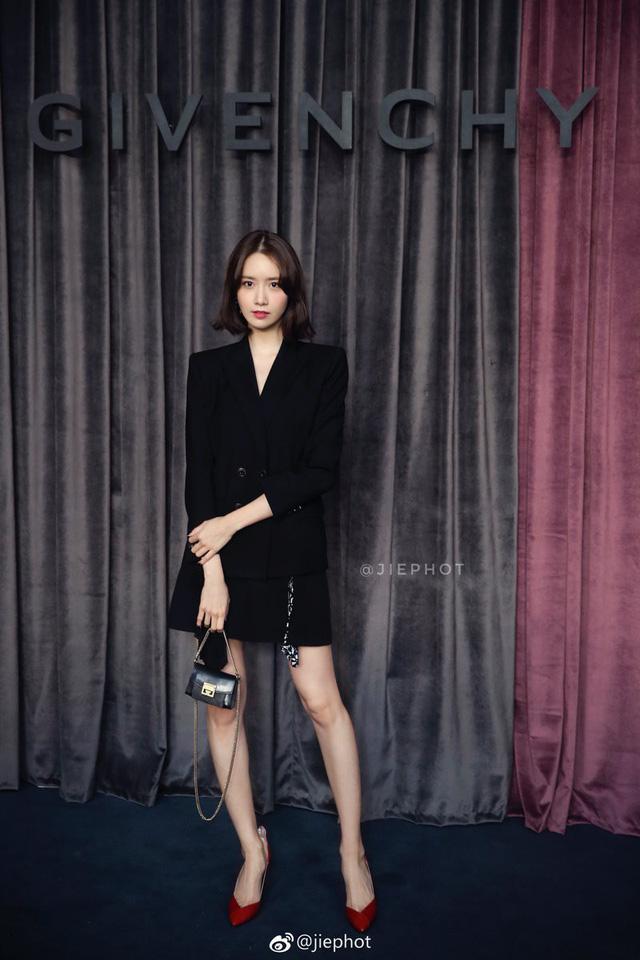YoonA chứng minh đẳng cấp nhan sắc tại Paris - Ảnh 4.