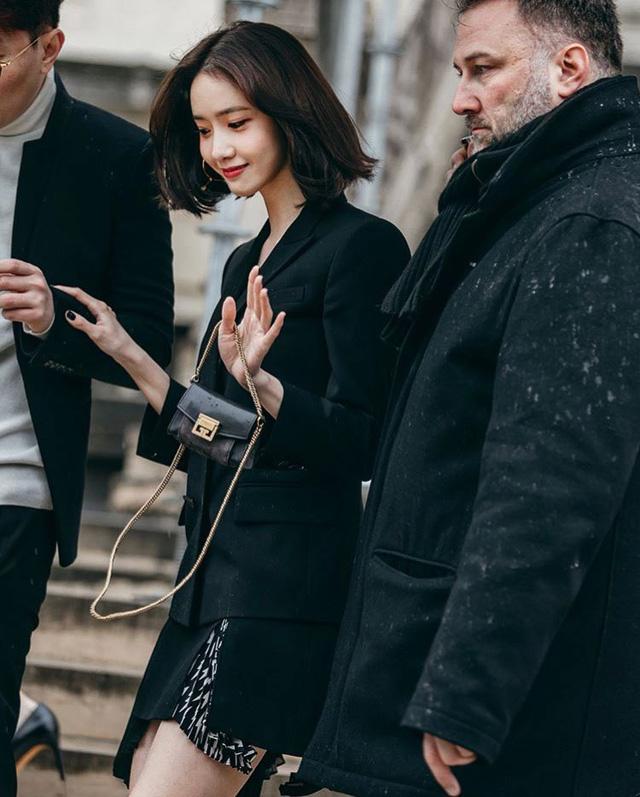 YoonA chứng minh đẳng cấp nhan sắc tại Paris - Ảnh 3.