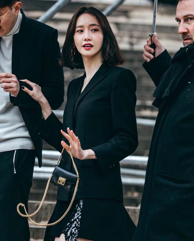 YoonA chứng minh đẳng cấp nhan sắc tại Paris - Ảnh 2.