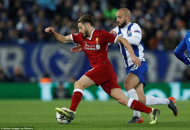 Lượt về vòng 1/8 Champions League: Real Madrid và Liverpool nhẹ nhàng đi tiếp - Ảnh 4.