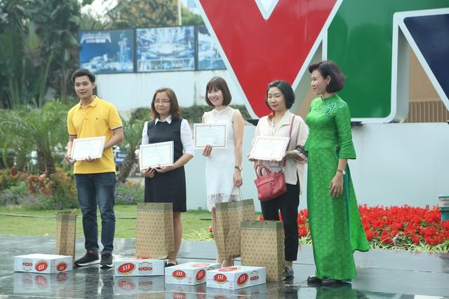 Ban Kế hoạch Tài chính giành giải nhất Hội chợ Mùa Xuân 2018 - Ảnh 6.