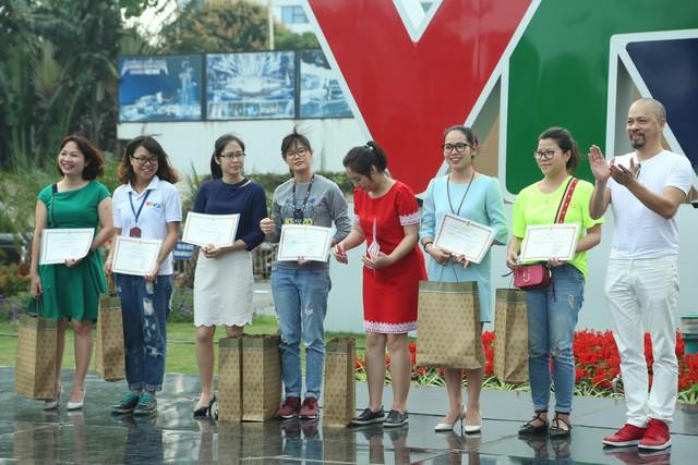 Ban Kế hoạch Tài chính giành giải nhất Hội chợ Mùa Xuân 2018 - Ảnh 7.