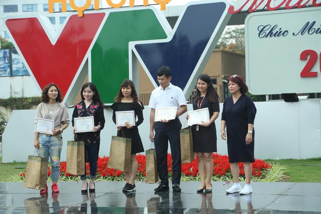 Ban Kế hoạch Tài chính giành giải nhất Hội chợ Mùa Xuân 2018 - Ảnh 8.