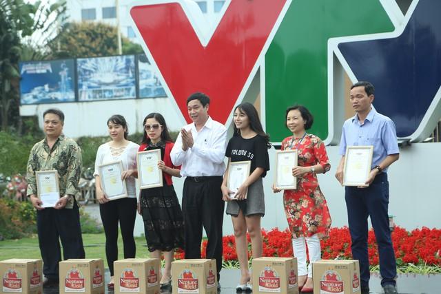 Ban Kế hoạch Tài chính giành giải nhất Hội chợ Mùa Xuân 2018 - Ảnh 5.