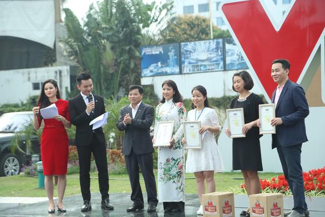 Ban Kế hoạch Tài chính giành giải nhất Hội chợ Mùa Xuân 2018 - Ảnh 4.