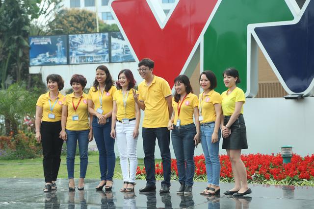 Ban Kế hoạch Tài chính giành giải nhất Hội chợ Mùa Xuân 2018 - Ảnh 3.