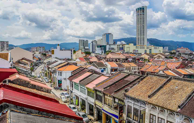 Penang – Đất chật văn hóa đông - Ảnh 2.