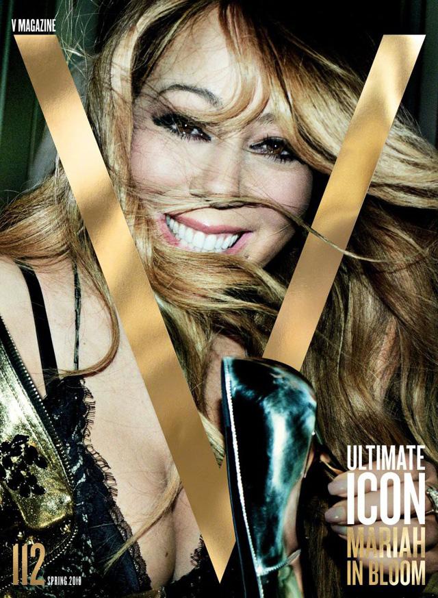 Mariah Carey xác nhận đang làm album mới, hợp tác với Jay-Z - Ảnh 6.