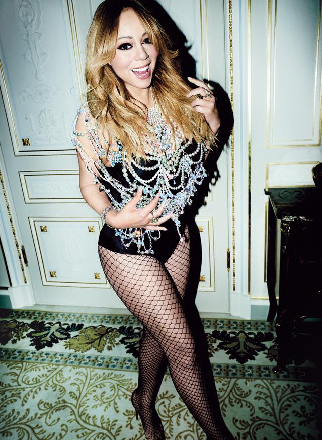 Mariah Carey xác nhận đang làm album mới, hợp tác với Jay-Z - Ảnh 3.