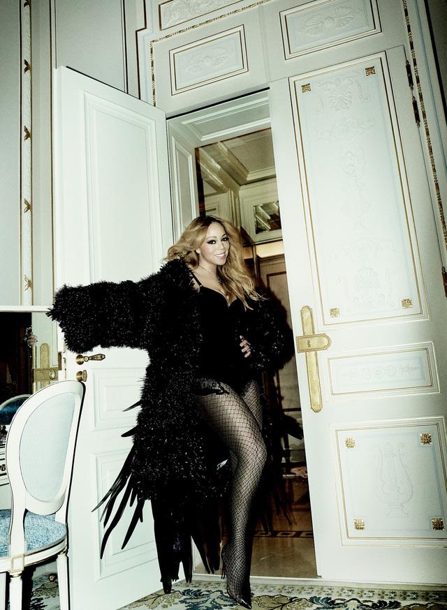 Mariah Carey xác nhận đang làm album mới, hợp tác với Jay-Z - Ảnh 4.