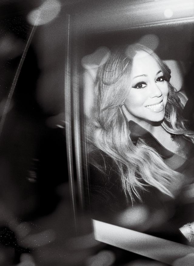 Mariah Carey xác nhận đang làm album mới, hợp tác với Jay-Z - Ảnh 5.