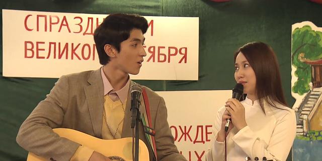 Tình khúc Bạch Dương - Tập 10: Quang - Vân trao nhau nụ hôn đầu say đắm - Ảnh 2.