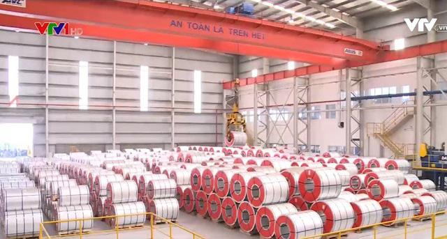 Mỹ áp mức thuế cao thép nhập khẩu: Bước cản tăng trưởng ngành thép Việt Nam năm 2018? - Ảnh 1.