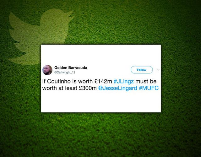 Cổ động viên Man Utd chế giễu Barcelona chiêu mộ Coutinho - Ảnh 3.