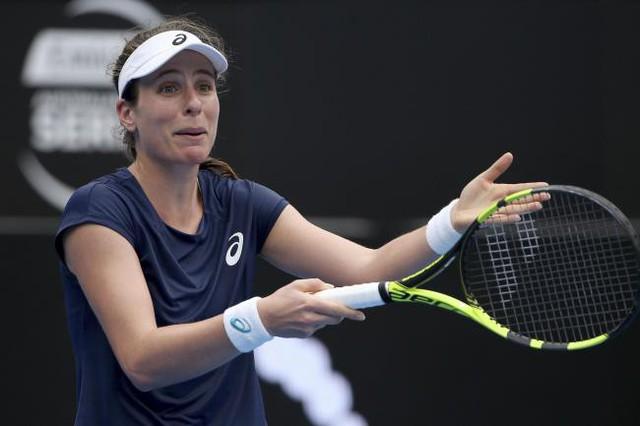 Giải quần vợt Sydney International: Venus bị loại, De Minaur tiếp tục gây ấn tượng - Ảnh 1.