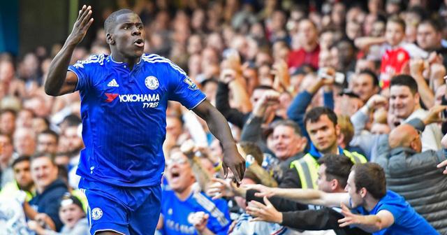 ẢNH: Nhìn lại 10 trận đấu giữa Arsenal và Chelsea - Ảnh 4.