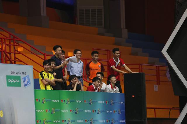 Robocon Việt Nam 2018: Một số đội tuyển gây ấn tượng ngay từ buổi thử sân - Ảnh 11.