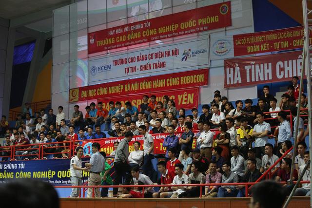 Robocon Việt Nam 2018: Một số đội tuyển gây ấn tượng ngay từ buổi thử sân - Ảnh 12.